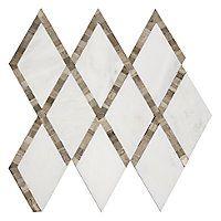 Claiborne Taupe Mosaic $40.99 Sq Ft      Coverage 7.17 Sq Ft per  Box