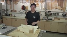 Make an Accurate Box Joint Jig, Simple and Fast Carpentry Tools, Woodworking Joints, Woodworking Skills, Fine Woodworking, Woodworking Projects, Woodworking Videos, Tablesaw Sled, Bandsaw Box, Box Joint Jig