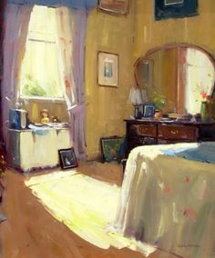 Colley Whisson.. does lovely interior views..