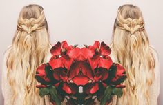 Your hair is your best accessory. I am back with Valentine's Day inspiredhair tutorialto help you always feel your best & look amazing. Read the steps below and then let me know in the…