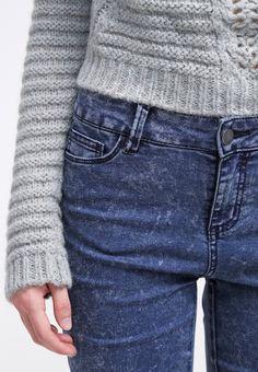 Stylische Jeans von Even&Odd in Blau. Die Acidwaschung ist momentan voll im Trend! - ab 29,95 €