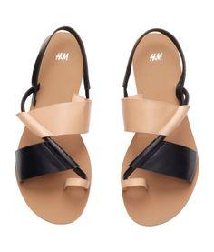 Sandals | Product Detail | H&M