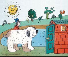 Czech illustration – Jiří Šalamoun