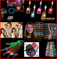 fiesta led,neon,boda xv años,batucada,antro,dj,antifaz