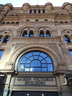 25 Things to do in Sydney on a budget - queen victoria building Best Places To Travel, Cool Places To Visit, Sydney City, Sydney Trip, Steampunk City, Victoria Building, Stuff To Do, Things To Do, Visit Sydney