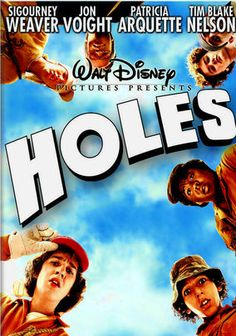 Holes (2003) Falsely accused of stealing sneakers, a nerdy teenager is sent to a detention camp, where he and the other delinquents are forced by the sadistic warden to dig holes as a character-building exercise. But what's the real reason for all the digging?