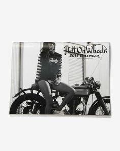 Hell on Wheels 2015 Calendar