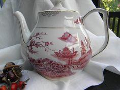 """Teekanne """"Nippon"""" von sabinchenfrauenzimmer auf DaWanda.com"""