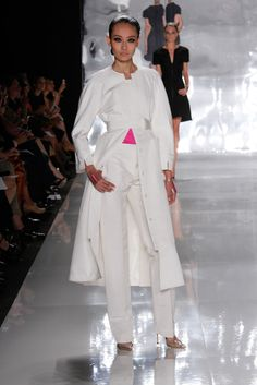 Ralph Rucci Spring 2013 Ready-to-Wear - Collection - Gallery - Style.com