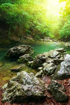 15 nuevos paisajes naturales con lagos, montañas, ríos y cascadas. - Amazing wallpapers for everyone | Banco de Imágenes, Fotos y Postales...