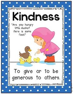 Citizenship & Character Education Posters... by Class of Kinders | Teachers Pay Teachers