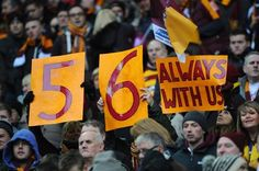 RIP to the 56 fans who lost their lives 30 years ago today in the Bradford City Stadium fire