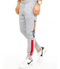 Svetlošedé pánske teplákové nohavice Sweatpants, T Shirt, Men, Fashion, Supreme T Shirt, Moda, Tee Shirt, Fashion Styles, Guys