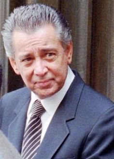 """Nicodemo """"Little Nicky"""" Domenico Scarfo (born March is a member of the American Mafia who eventually became the Boss of the Philadelphia crime family after the death of Angelo Bruno and Phil Testa. Real Gangster, Mafia Gangster, Gangsters, Angelo Bruno, Italian Mobsters, Little Nicky, Mafia Crime, Chicago Outfit, Mafia Families"""