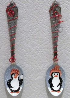 Hand Painted Spoon Ornaments...