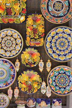 Orvieto Italy, famous for it's pottery | Italy | Pinterest ...