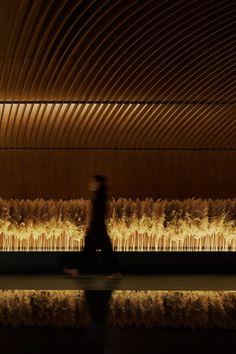 Spa Interior Design, Cafe Interior, Hip Pop, Tokyo Hotels, Outside World, Pop Design, Hospitality Design, Light Art, Light And Shadow