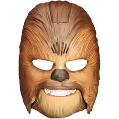 Star Wars The Force Awakens Chewbacca Electronic Mask - Walmart.com