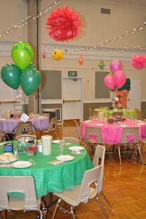Mad Hatter Unbirthday Party Decor Ideas