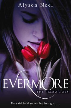 Evermore by Alison Noel finished reading this yesterday, I recommend this book