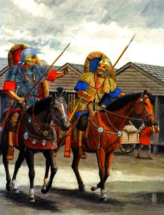 Eastern Roman cavalry