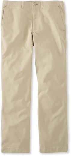 Beans Stretch Chinos, Standard Fit