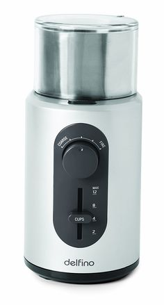 Delfino Intelligent Coffee and Spice Grinder *** Read more  at the image link.
