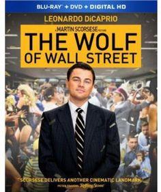 Wolf of Wall Street [2 Discs] [Blu-ray/DVD] [Inc Blu-ray Region A #region #discs #street #wall #wolf