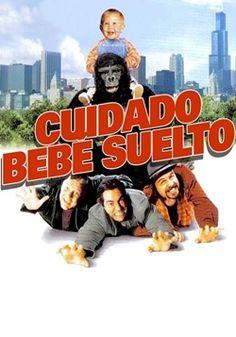 Cuidado Bebe Suelto online latino 1994 - Comedia, Cine familiar