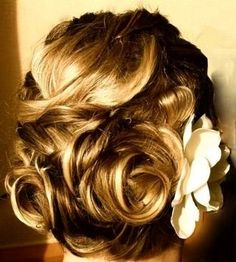 Pinned with flower....love it!
