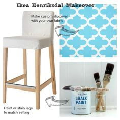 Ikea Hack Breakfast Bar Stool