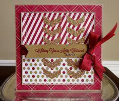 Pretty Provisions Christmas card