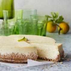Lime Recipes: Key Lime Cheesecake | CookingLight.com