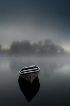 Fog.... Relaxing in the mist with the water's  healing sounds...        ~CRV~