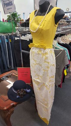 Vintage dress at our Monroeville store
