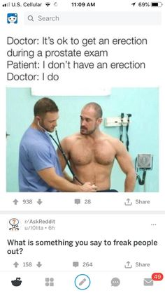 Funny Gay Memes, Hilarious, Medical Memes, Seriously Funny, Cute Gay, Man Humor, Funny Comics, Tumblr Funny, Jokes