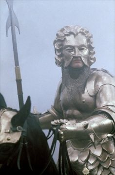Excalibur. I loved this film as a teen. Need to see it again.