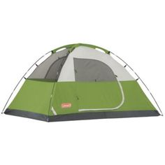 Sundome 4 Person Tent (Green and Navy color options) $54 FREE SHIPPING http://amzn.to/2me4OT9