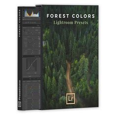 Forest Lightroom Presets: The best Lightroom Presets for Professionals and Beginners. [lightroom workflow / how to edit in lightroom / editing photos in lightroom] Lightroom Workflow, Professional Lightroom Presets, Photoshop Actions, Photoshop Tutorial, Forest Photography, Photography Guide, Travel Photography, Camera Aesthetic, Forest Color