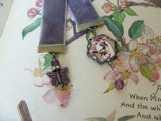 Velvet Ribbon Trinket Bookmark | JO JO DE BULMER MISI Handmade Shop