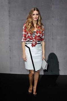 The Olivia Palermo Lookbook : Março 2014