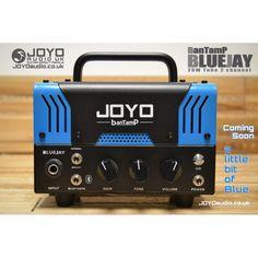 Tube Valve Amplifier : JOYO BlueJay Bantamp Guitar Amp head 20w Pre Amp Tube Hybrid