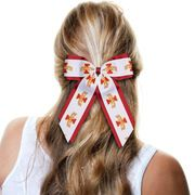 Iowa State Cyclones Women's Jumbo Cheer Ponytail Holder