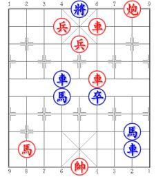 Blue first. Win Draw or Lose? Can you try it? #chess #xiangqi #chinesechess #midendgame Xanh tiên. Thắng Hòa hay Thua? Mời bạn thử sức? Trích từ: Cờ thế hay Fen: 4k2C1/3P1R3/4P4/9/3r1R3/3n1p3/9/7n1/1N5r1/4K4 Answer: http://ift.tt/2cQEw6h