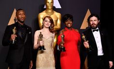Welcome to Zeal live Blog: Celebrating Inspiring, Successful Journeys.: List of Winners at the 89th Academy Awards #Oscars...