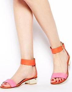 Enlarge ASOS FLUENT Sandals