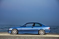 bmw m3 e36. 19 years old, kinda dated and quirky but still way better than new honda.
