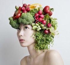 Cheveux végétaux(Takaya)
