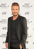 David Beckham and H
