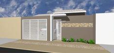 Decor Salteado - Blog de Decoração e Arquitetura : Fachadas de Casas e Muros - veja modelos e dicas!